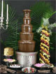 Chocolate Fountain, Giant Chocolate Fountain